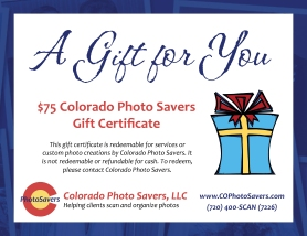 CPS Gift Certificate