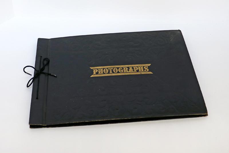 1941 Scrapbook Cover