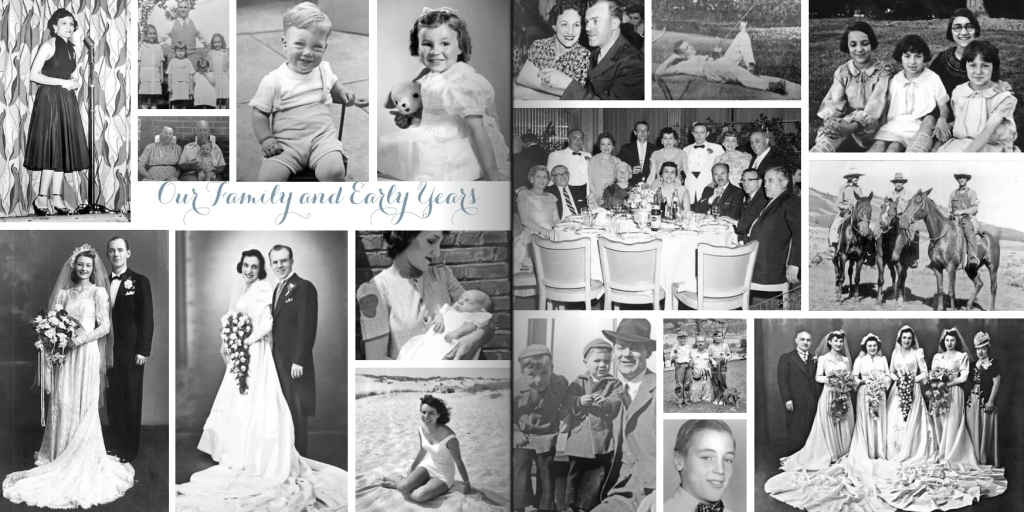 50th Wedding Anniversary Photo Book Pages 2-3